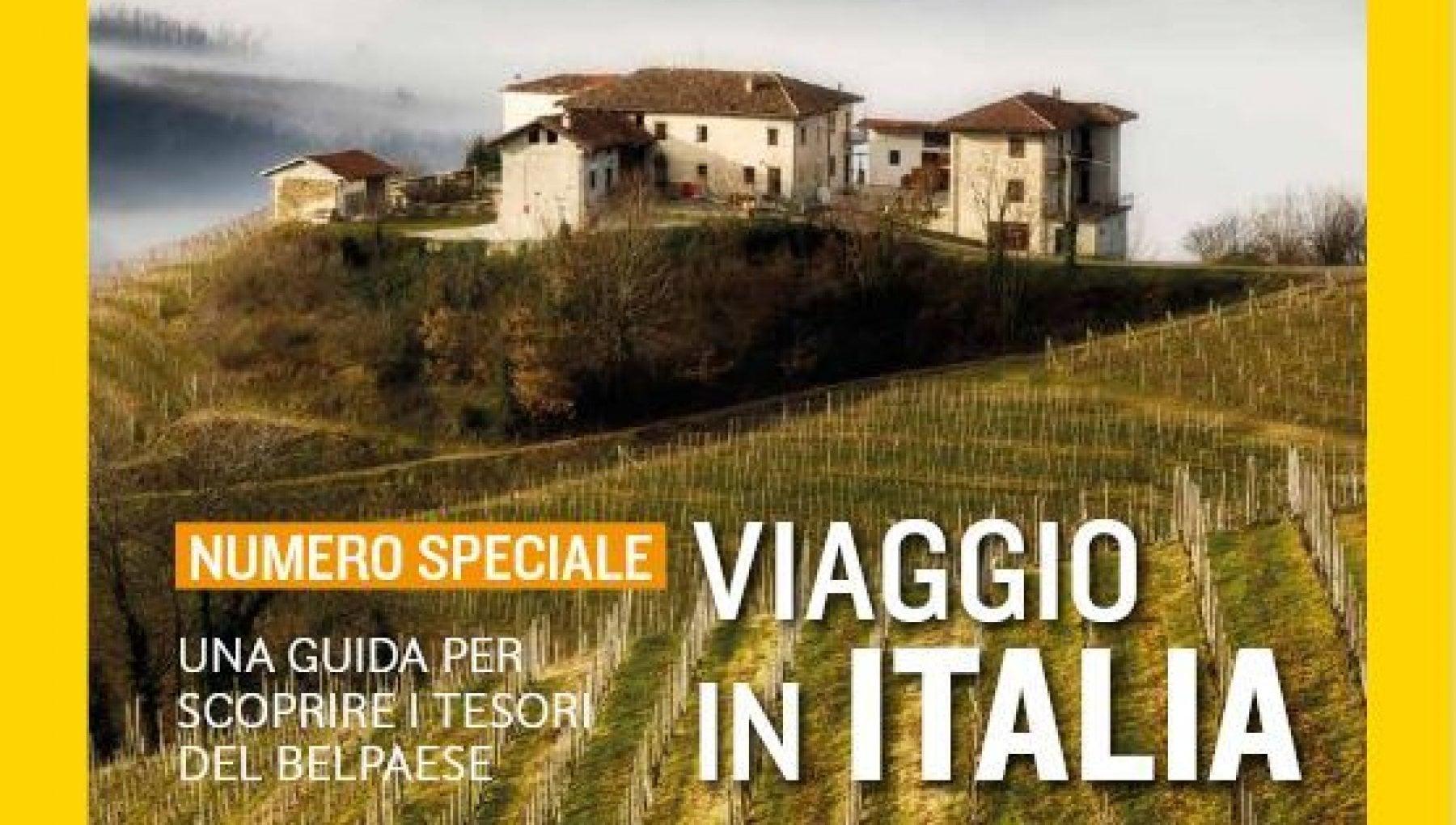 Viaggio in Italia la guida del National Geographic per scoprire i tesori del Belpaese