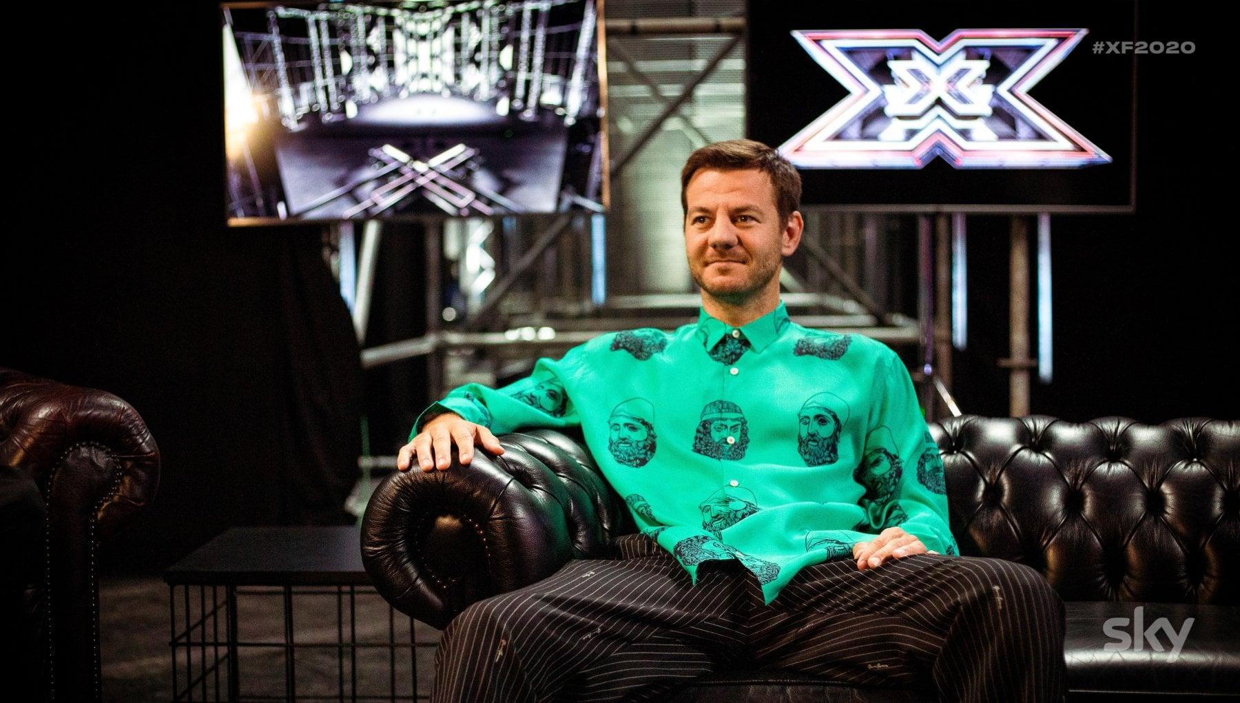 X Factor Alessandro Cattelan Sono positivo al Covid