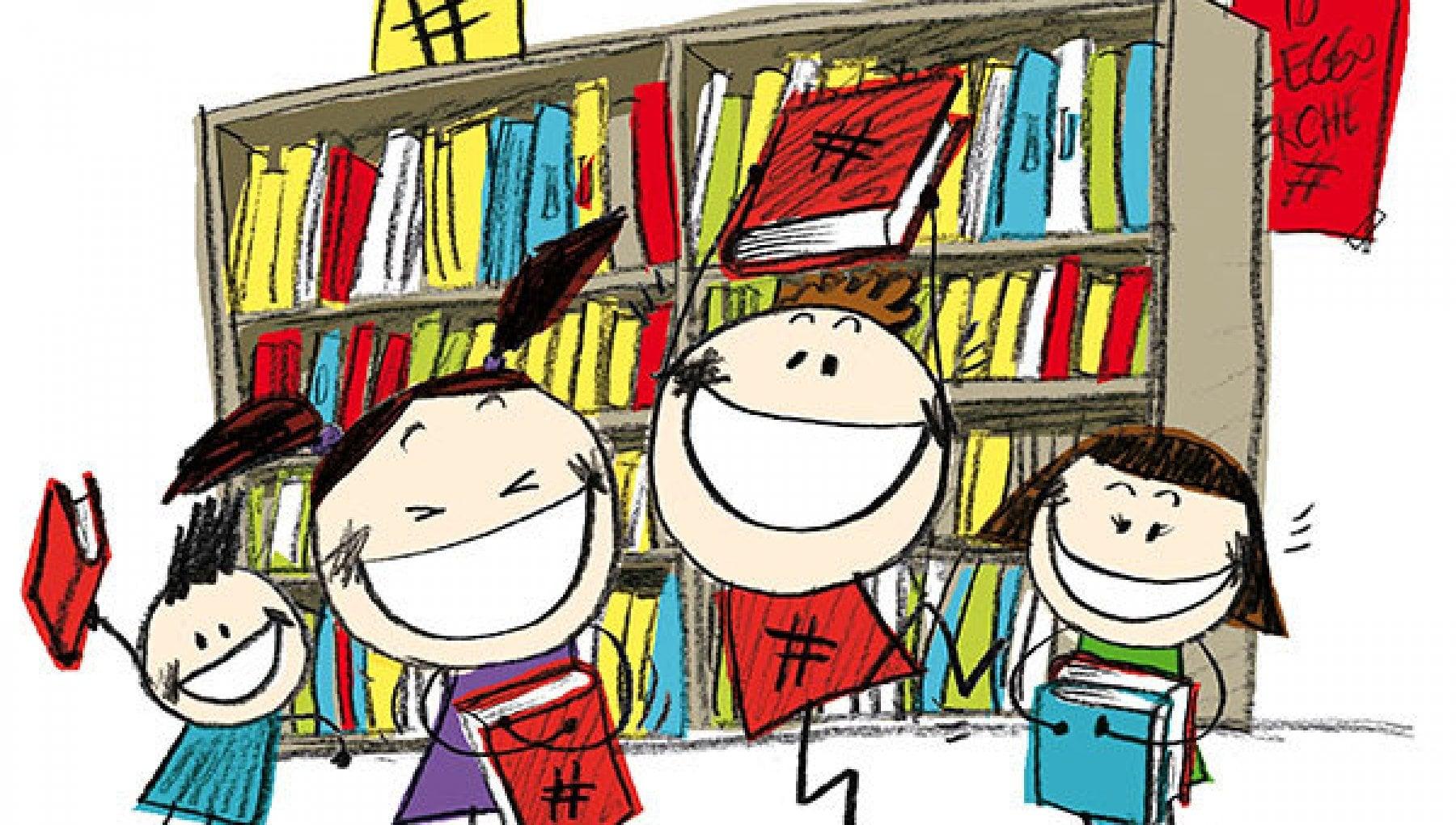 ioleggoperche nove giorni per donare libri alle scuole