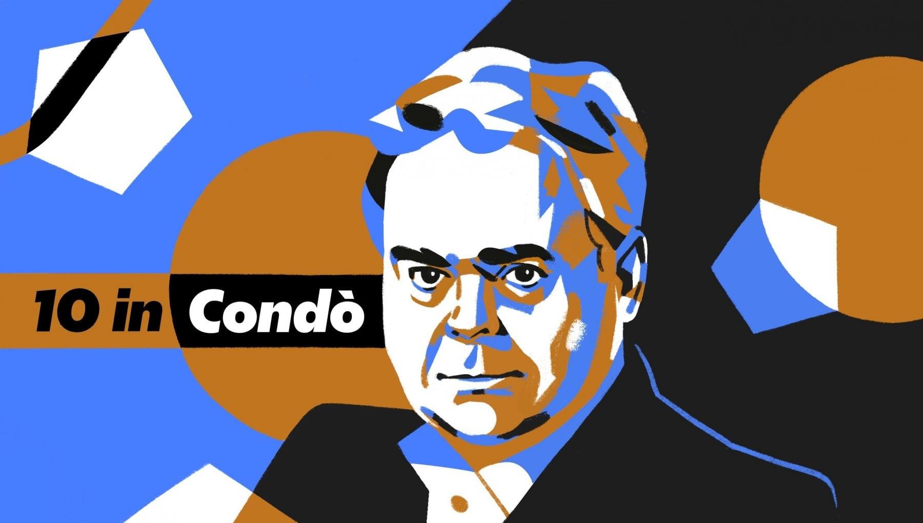10 in Condo la newsletter i podcast di Paolo Condo e Maurizio Crosetti iscriviti per riceverli sulla tua casella e mail