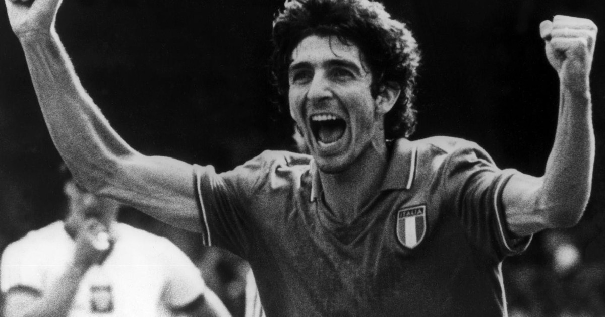 Addio Pablito eroe del Mundial spagnolo. Drammatica notizia nel cuore della notte morto a soli 64 anni Paolo Rossi