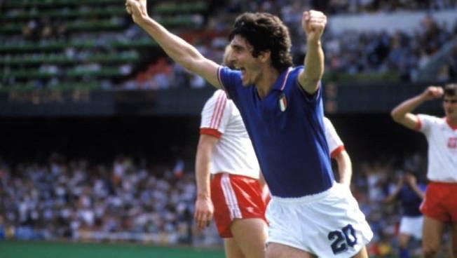 Addio Paolo Rossi leroe del Mundial 82 che ci ha fatto sognare