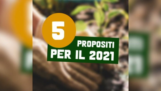 Ambiente in un video 5 buoni propositi di Greenpeace per il 2021