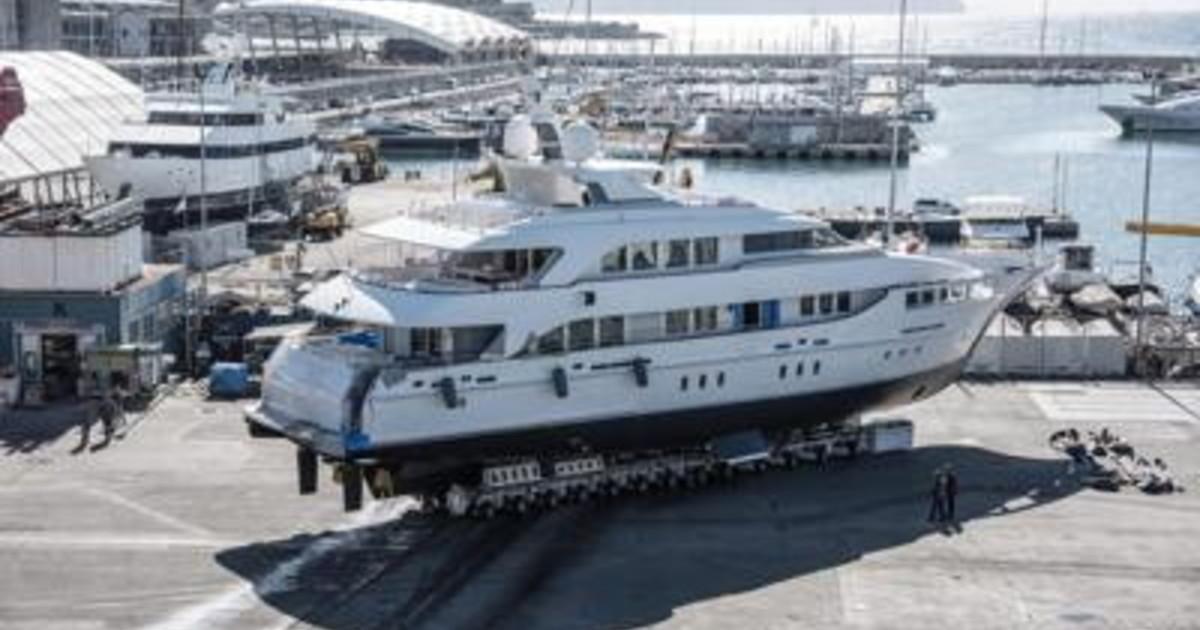 Amico con Invitalia 60 assunzioni indotto e sistema hi tech per yacht