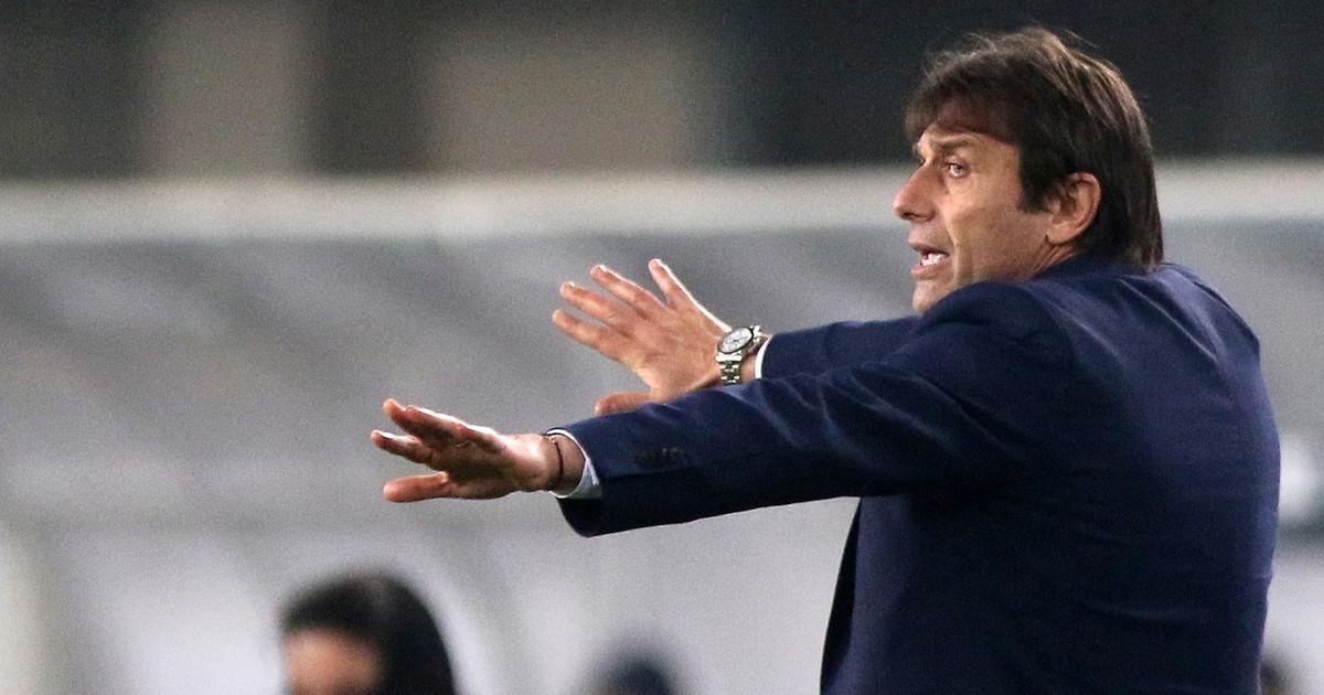 Antonio Conte dal punto piu basso a una lunghezza dal Milan uno scudetto da batticuore