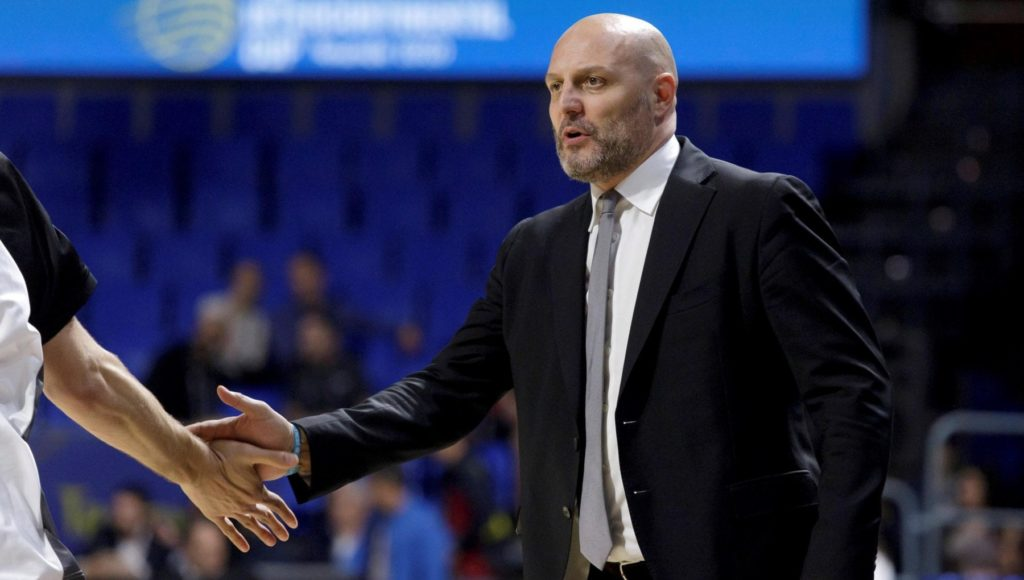 Basket Djordjevic torna in panchina dietrofront alla Virtus Bologna