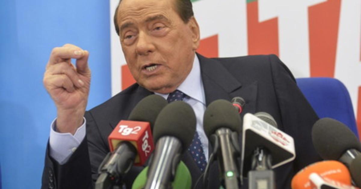 Berlusconi I voti di Forza Italia non aiuteranno la maggioranza