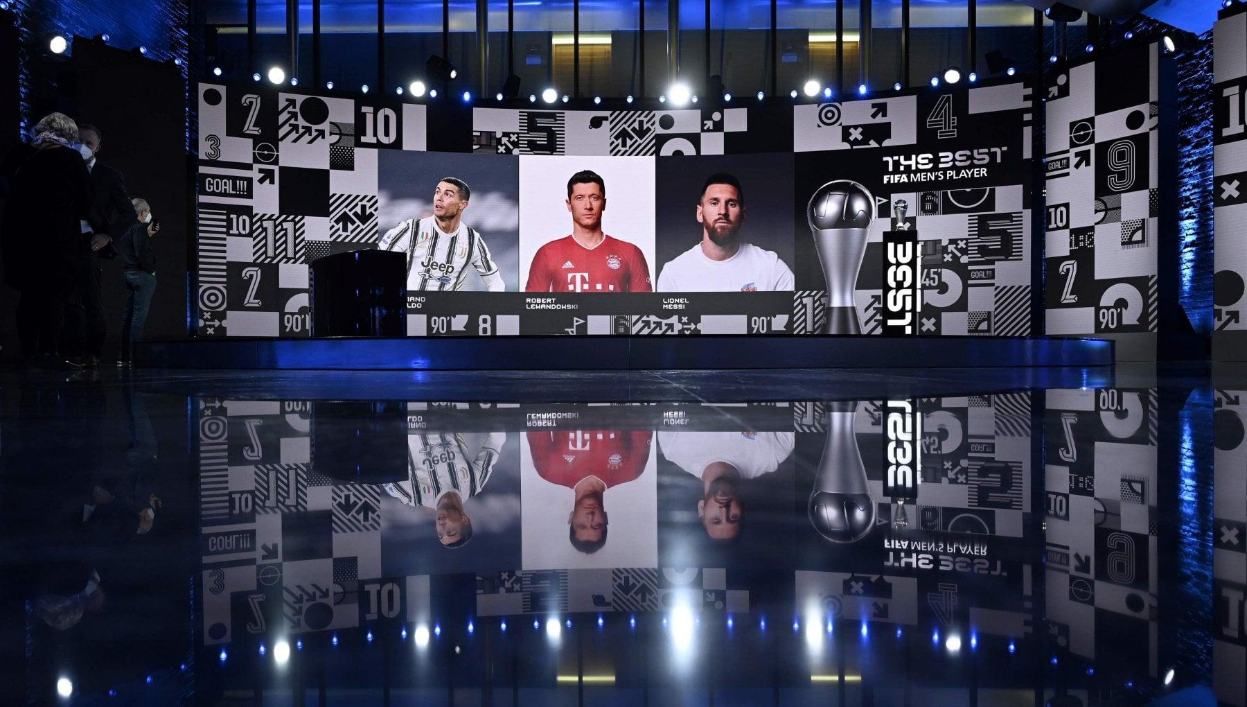 Best Fifa Awards trionfa Lewandowsky battuti Messi e Ronaldo
