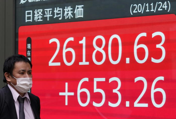 Borsa Asia in rialzo futures contrastati Tokyo 023