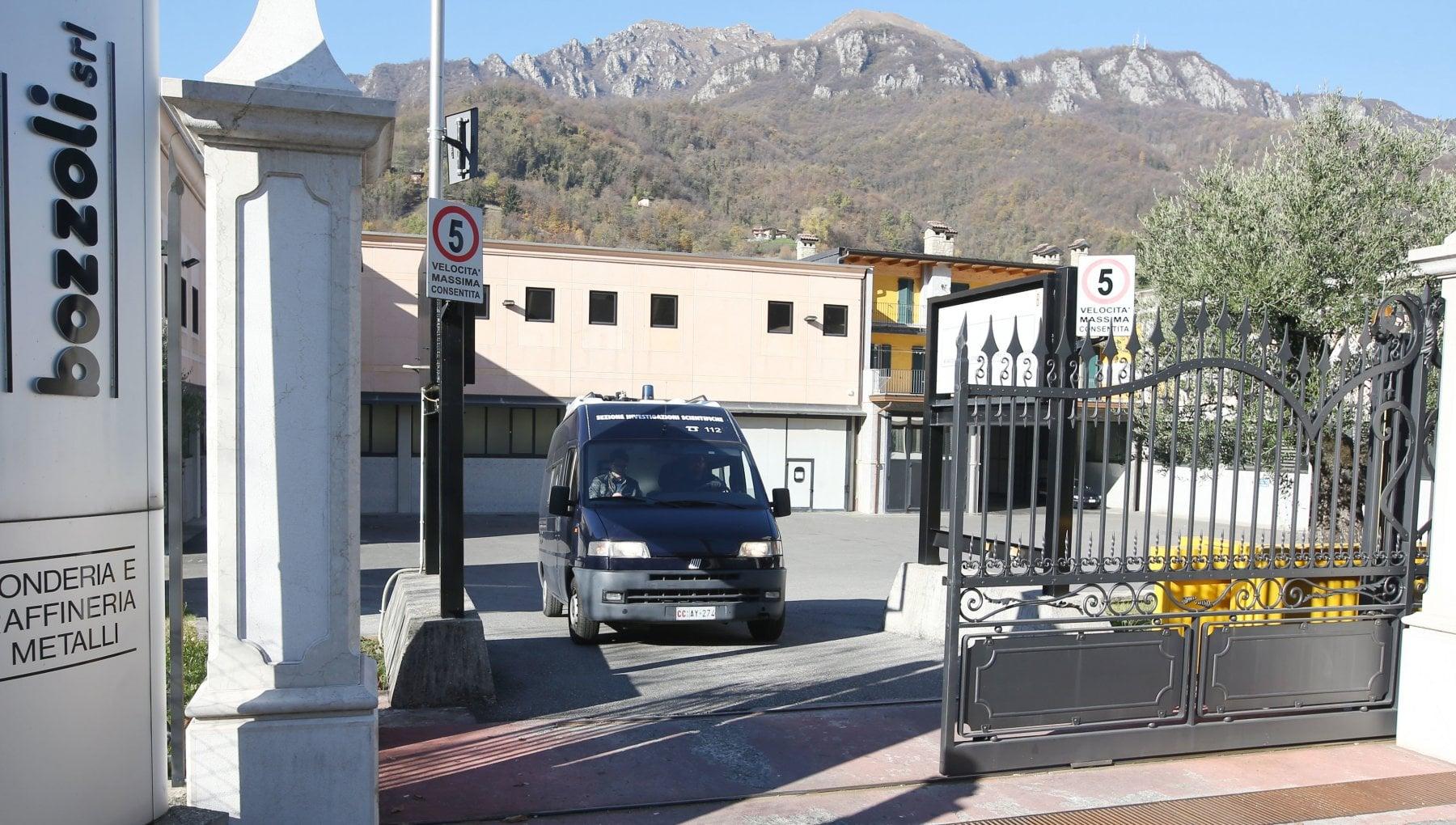 Brescia il mistero in fonderia a processo il nipote dellimprenditore scomparso Mario Bozzoli