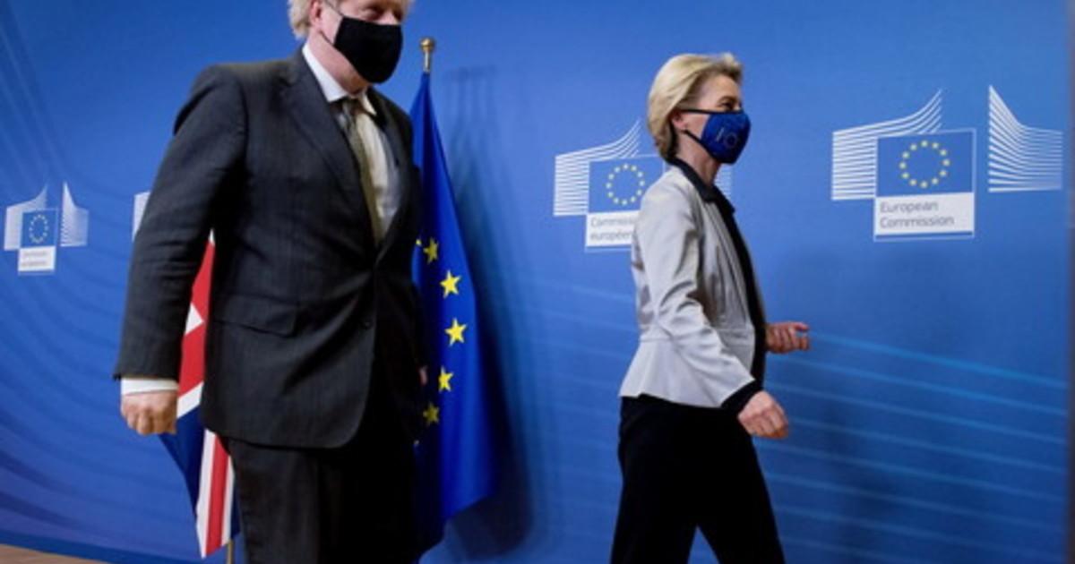 Brexit dalla Commissione Ue misure demergenza per leventuale No Deal