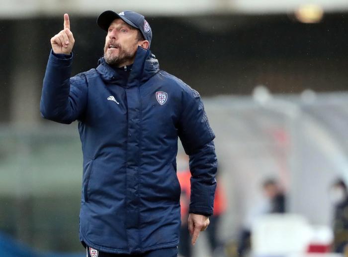 Cagliari Di Francesco Inter forte ma guardiamo a noi stessi