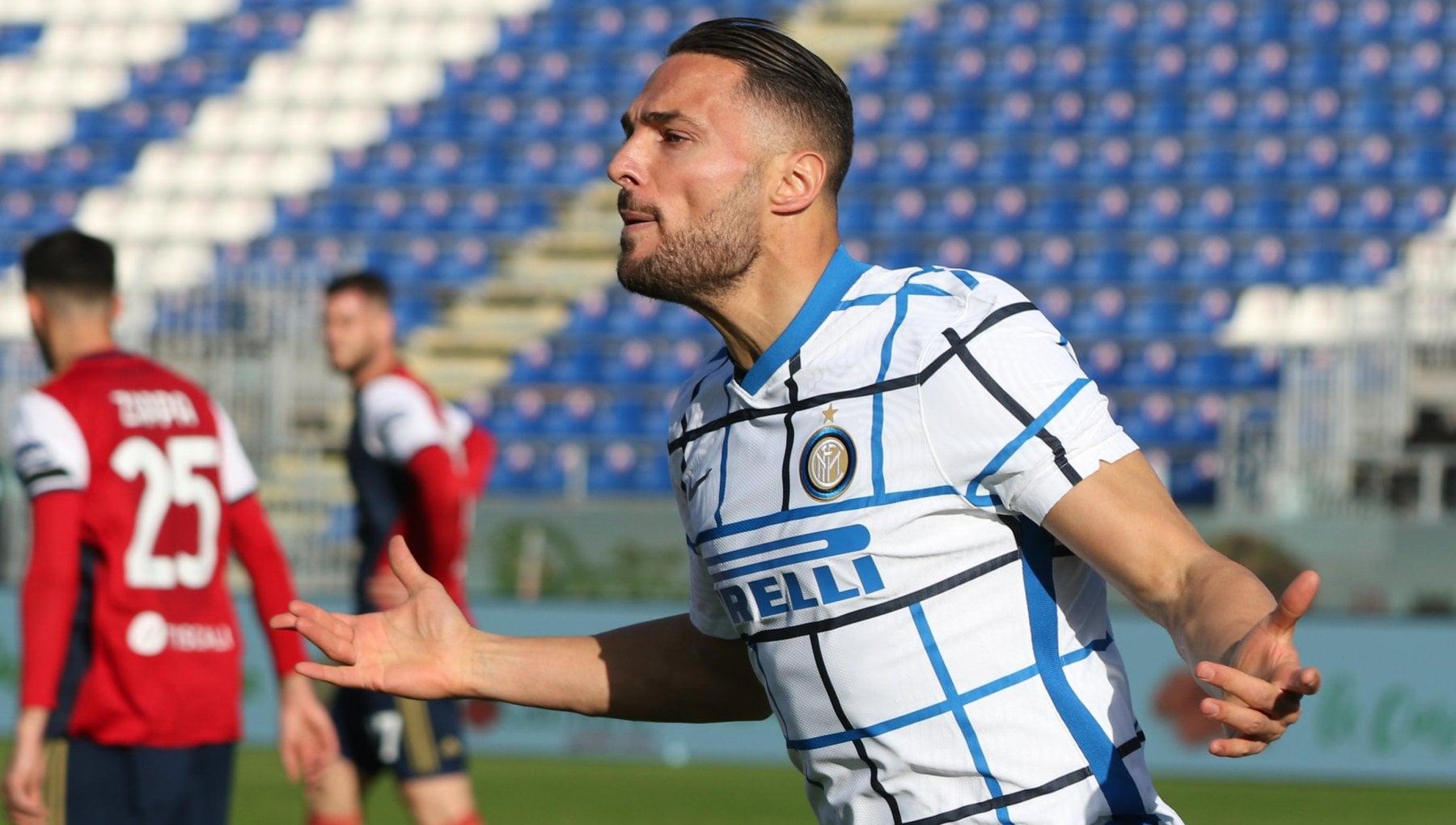 Cagliari Inter 1 3 Barella DAmbrosio e Lukaku firmano la rimonta nerazzurra