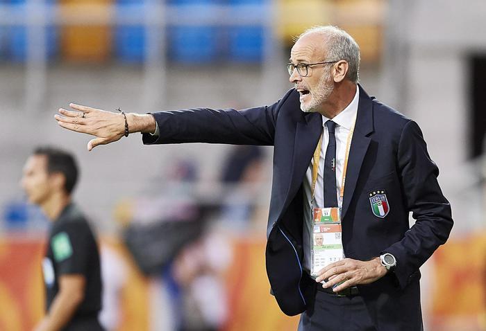 Calcio Europei U21 Italia con Spagna Slovenia e Rep. Ceca