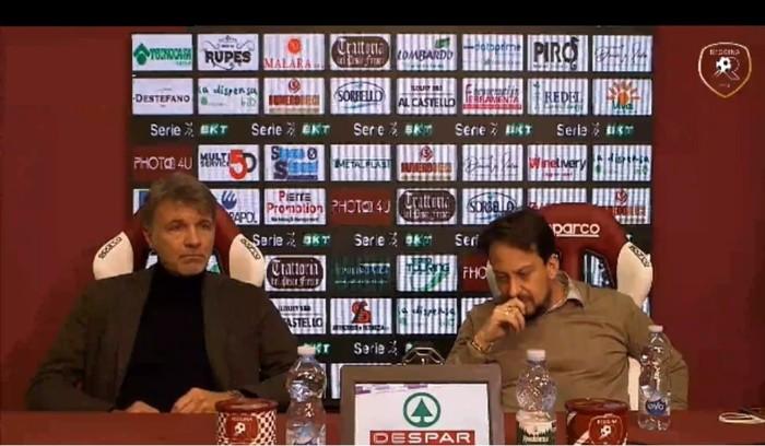 Calcio Reggina Baroni invertire la rotta e possibile