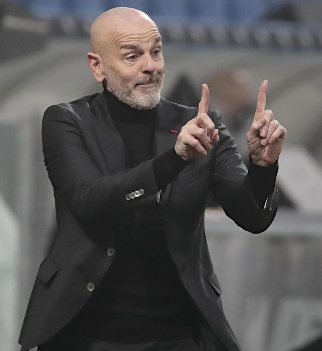 CalcioPioli si raccontail Milan non e una favolae realta