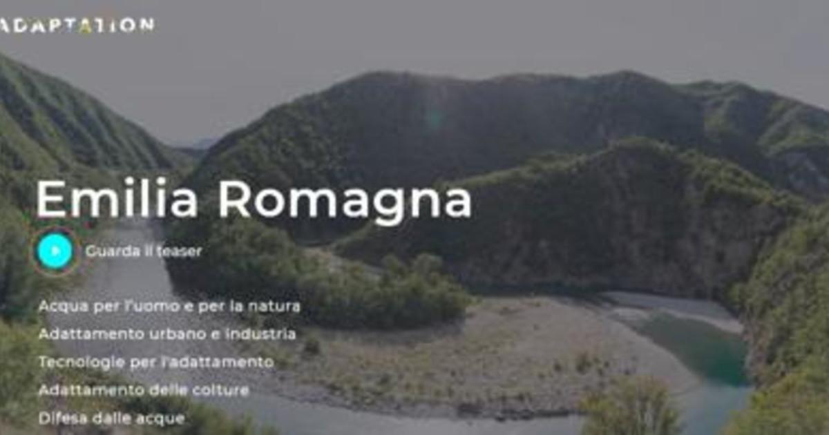 Cambiamenti climatici lesempio dellEmilia Romagna in un webdoc