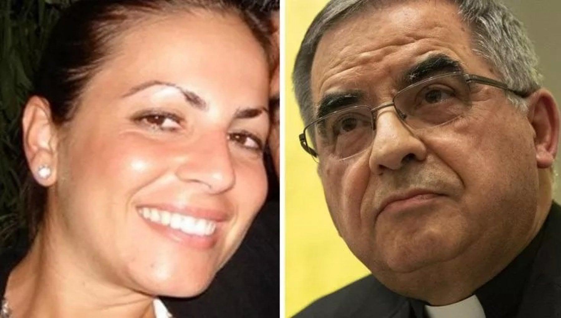Caso Becciu la Cassazione annulla la misura cautelare per Cecilia Marogna