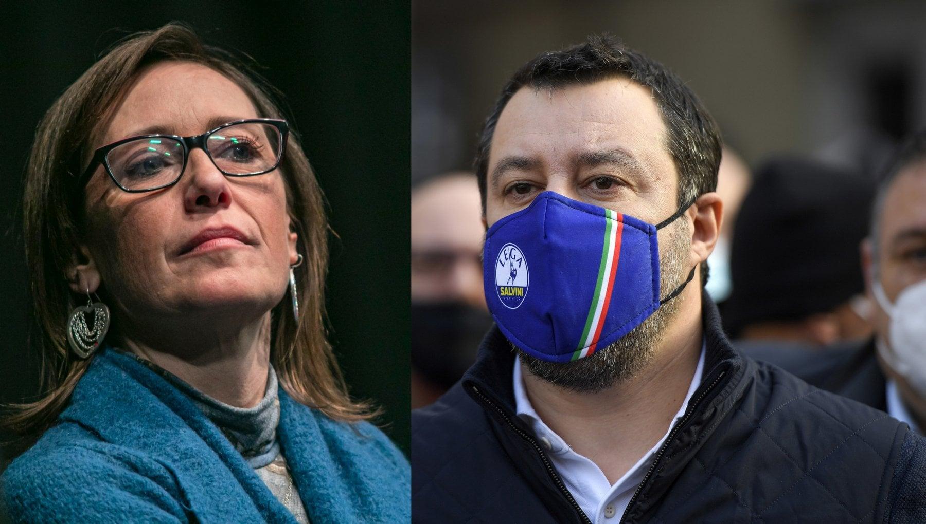 Caso Cucchi la sorella Ilaria defini Matteo Salvini sciacallo chiesta archiviazione ma lui si oppone