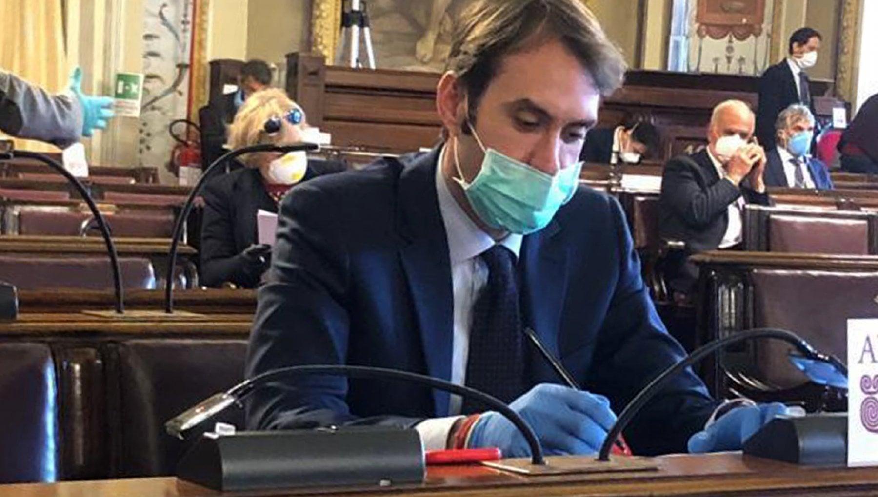Catania il deputato renziano Sammartino indagato per corruzione elettorale