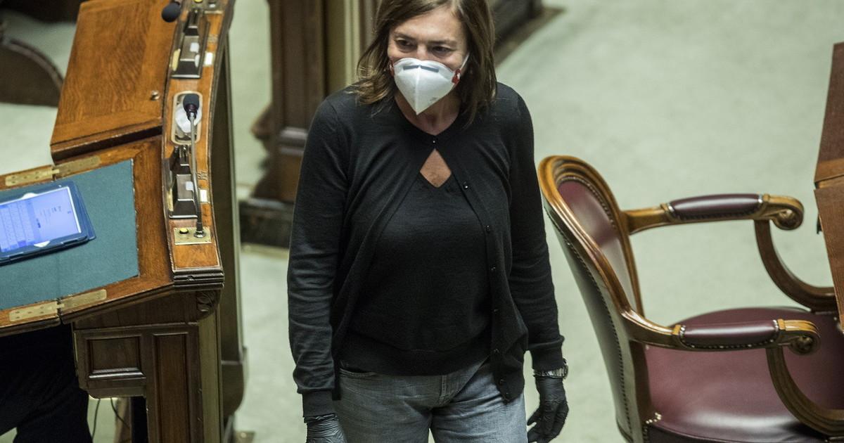 Ce la Polverini dietro la litigata tra Berlusconi e Salvini la rompib°°°e che vuole essere come la Carfagna