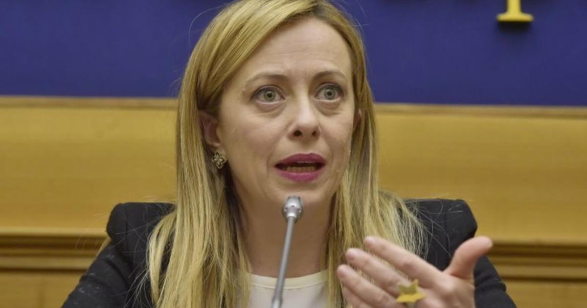 Centrodestra Meloni Salvini Mi ha stupita chiedero chiarimento