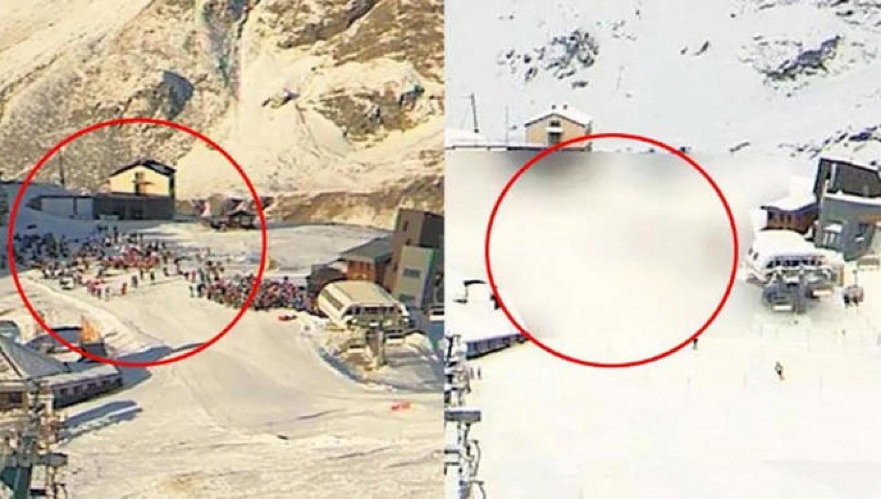 Cervinia aveva nascosto gli assembramenti degli sciatori alla partenza della seggiovia. Si dimette il presidente della societa