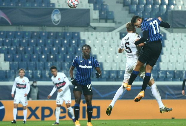 Champions League Atalanta Midtjylland 1 1 Romero salva i nerazzurri ora con lAjax bastera un pari