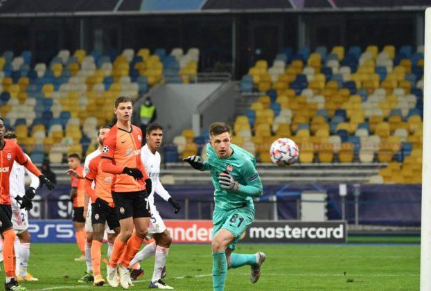 Champions Real Madrid crolla in Ucraina con lo Shakhtar i Blancos hanno inventato lincertezza