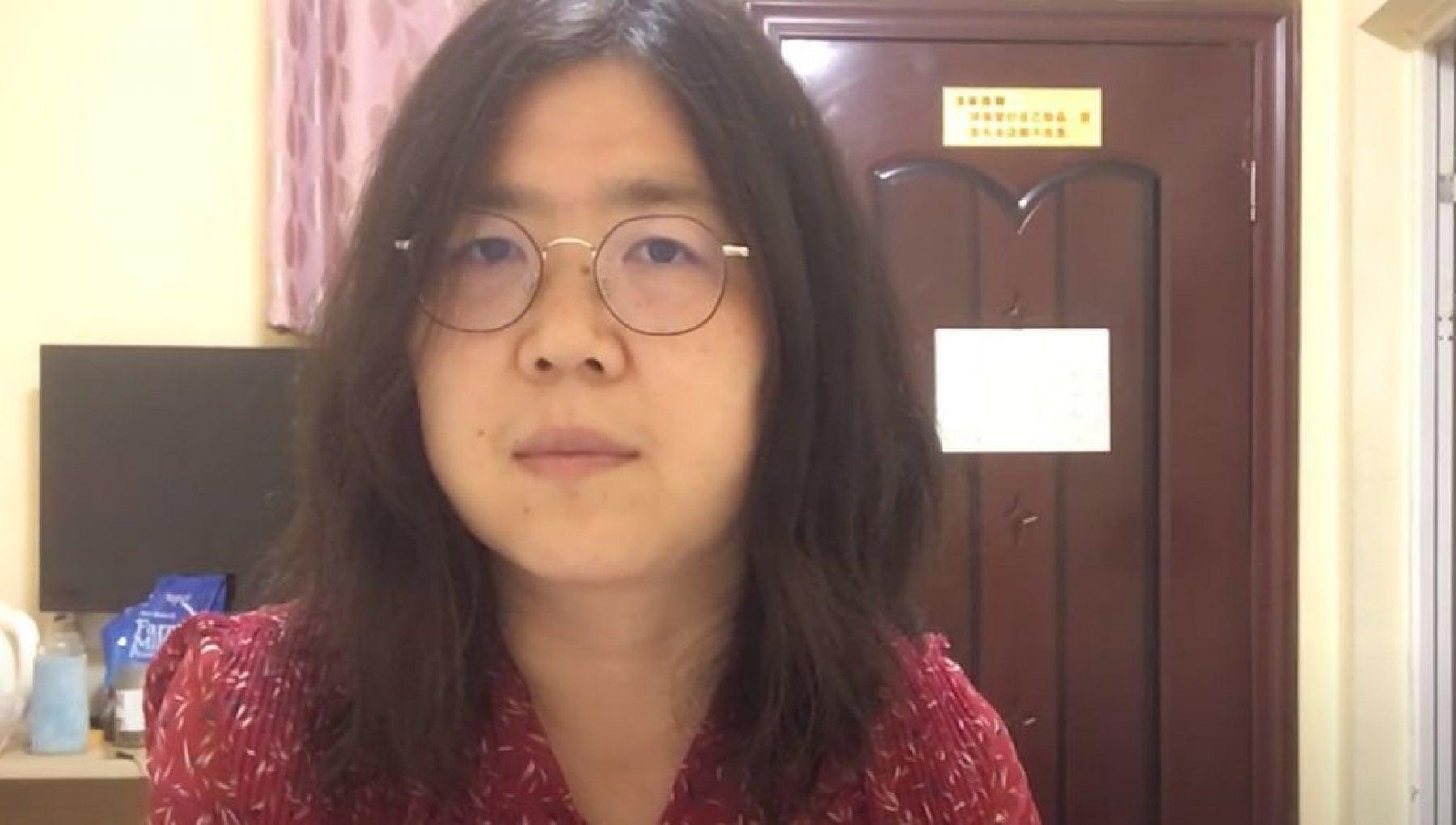 Cina condannata a 4 anni la blogger che racconto il Covid da Wuhan