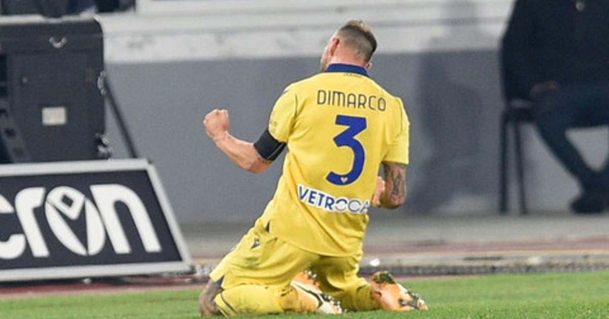 Colpaccio Verona Lazio battuta 2 1 e sesto posto in classifica