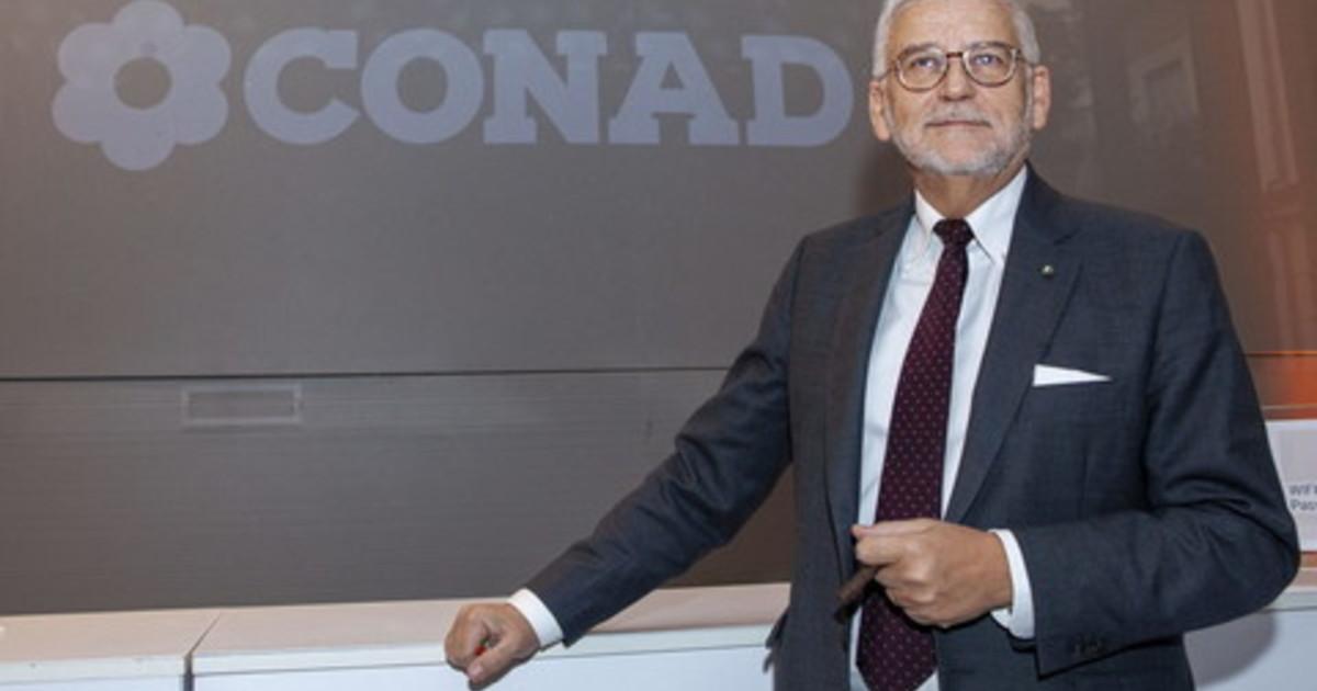 Conad fatturato a 157 miliardi completata lacquisizione di Auchan