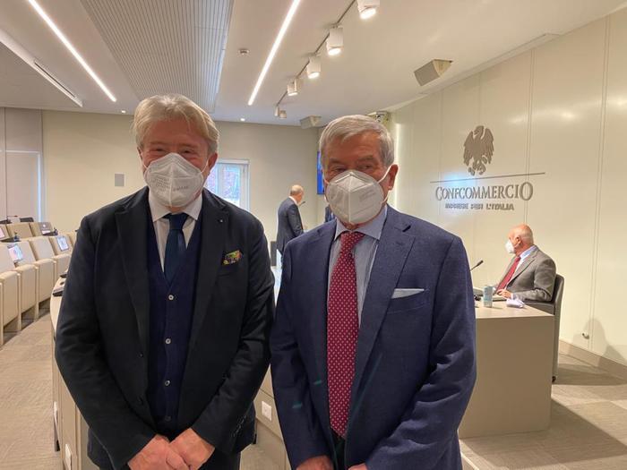 Confcommercio Paoletti vicepresidente Sistema 50PiuEnasco