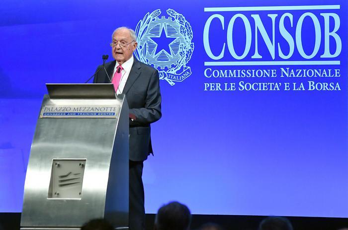 Consob accordo con statunitense Sec per vigilanza
