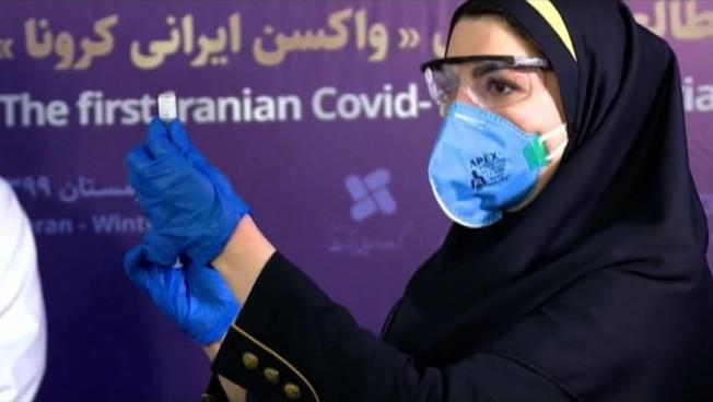 Coronavirus lIran inizia test umani del suo vaccino anti Covid