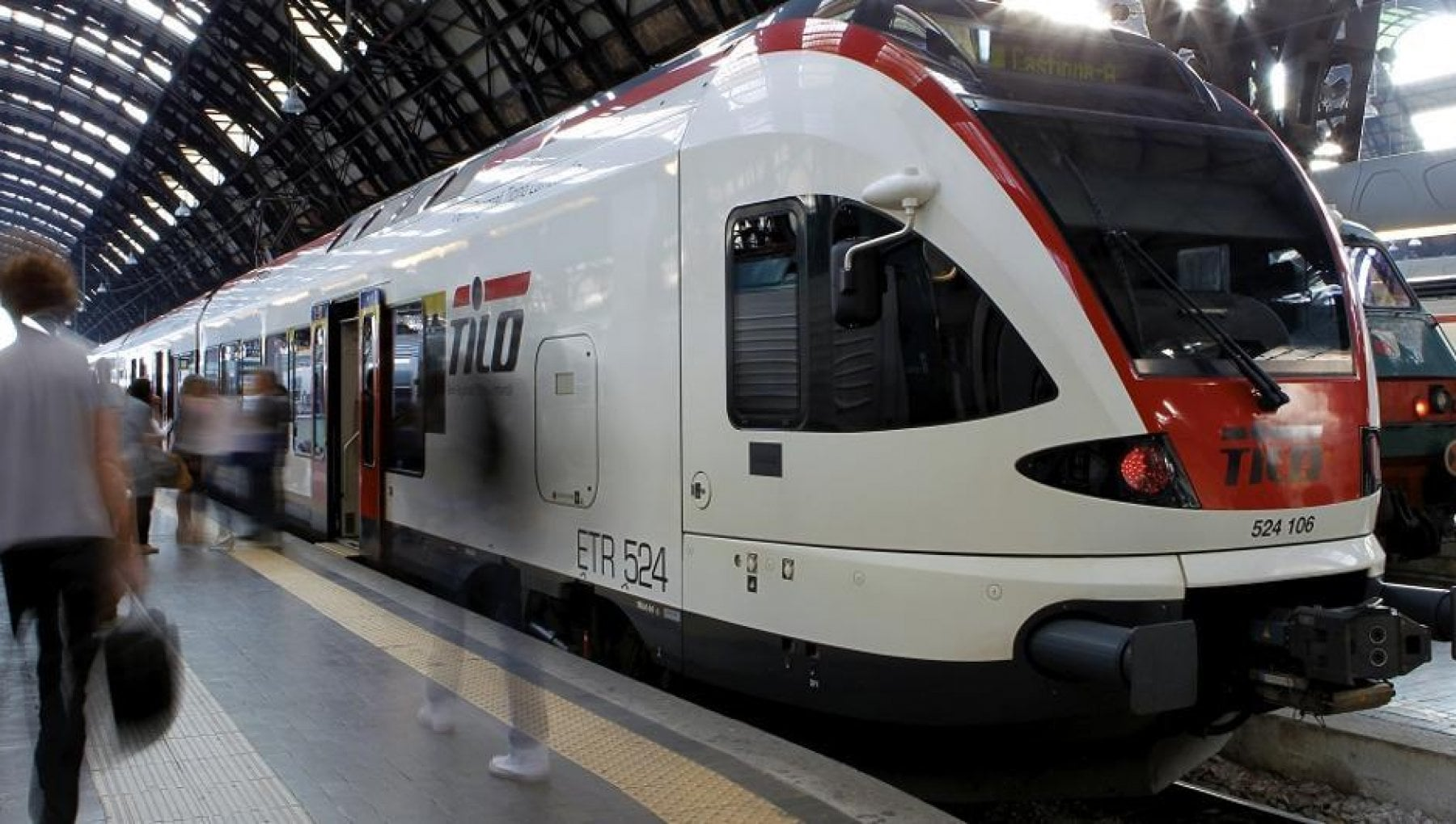 Coronavirus stop ai treni tra Italia e Svizzera crollo dei passeggeri dopo il Dpcm