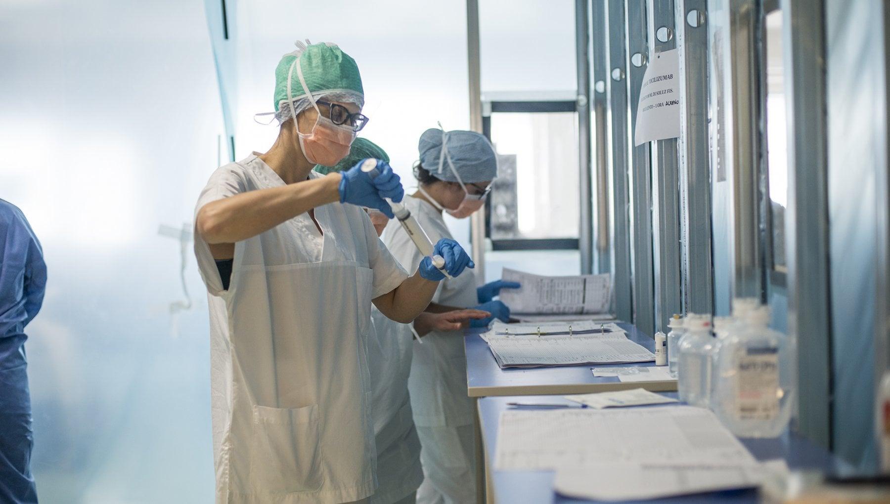 Coronavirus un caso della variante inglese a Loreto senza contatti con la Gran Bretagna