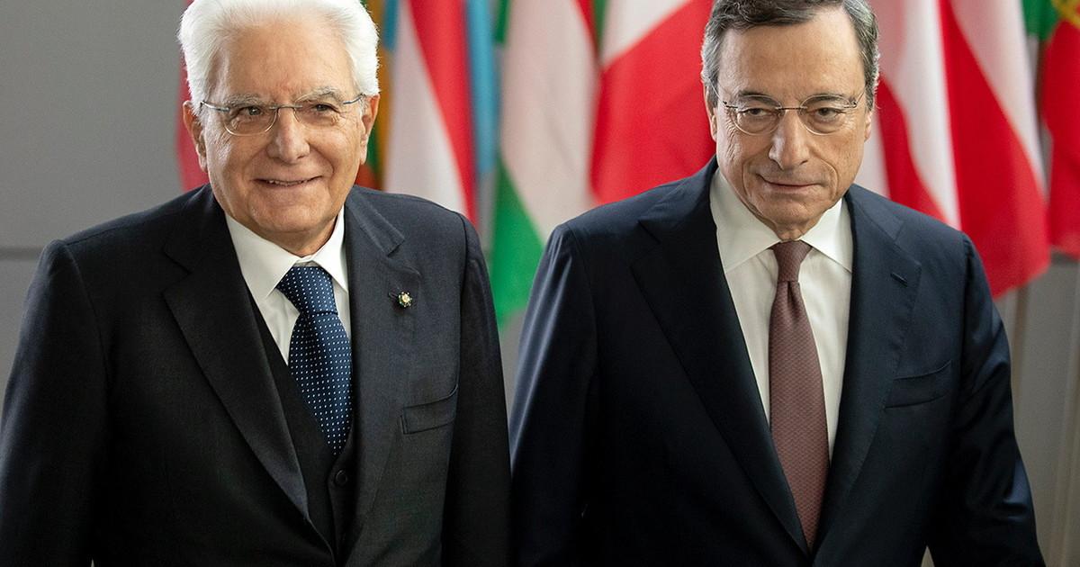 Cosa ce dietro al silenzio di Draghi. Bomba di Sallusti e siluro contro Mattarella una tesi clamorosa