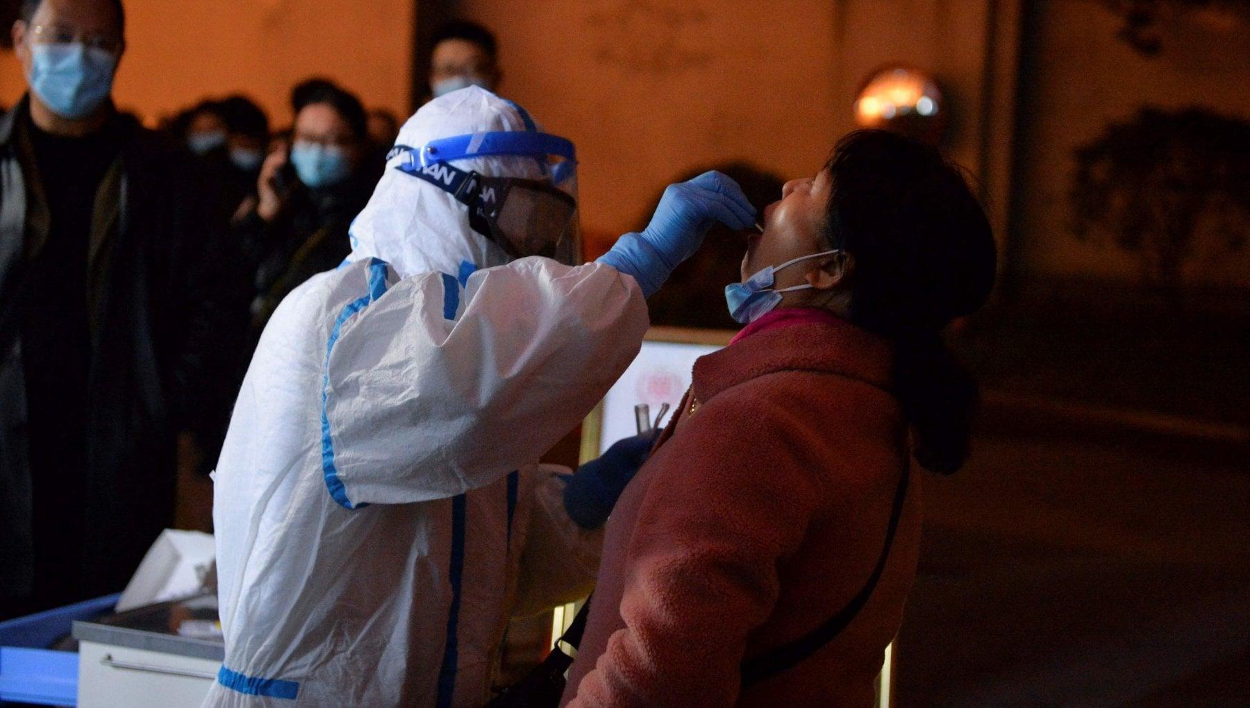 Covid la Cina sposta in Italia lorigine del virus