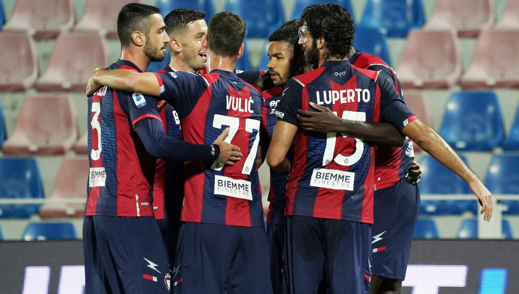 Crotone Spezia 4 1 Messias scatenato prima vittoria per i calabresi