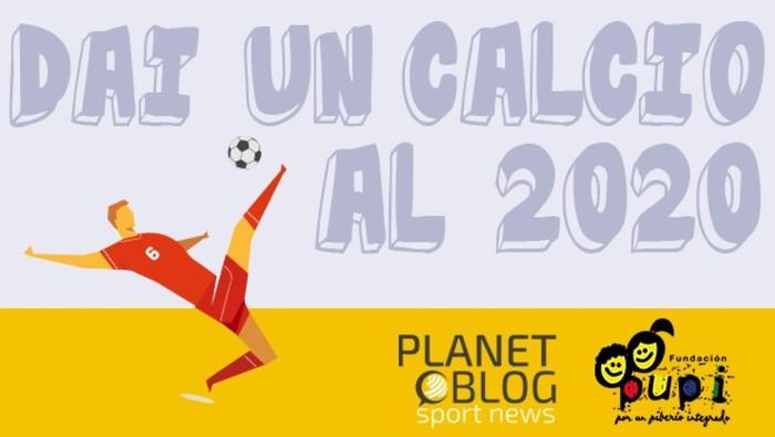 Dai un calcio al 2020 al via iniziativa benefica