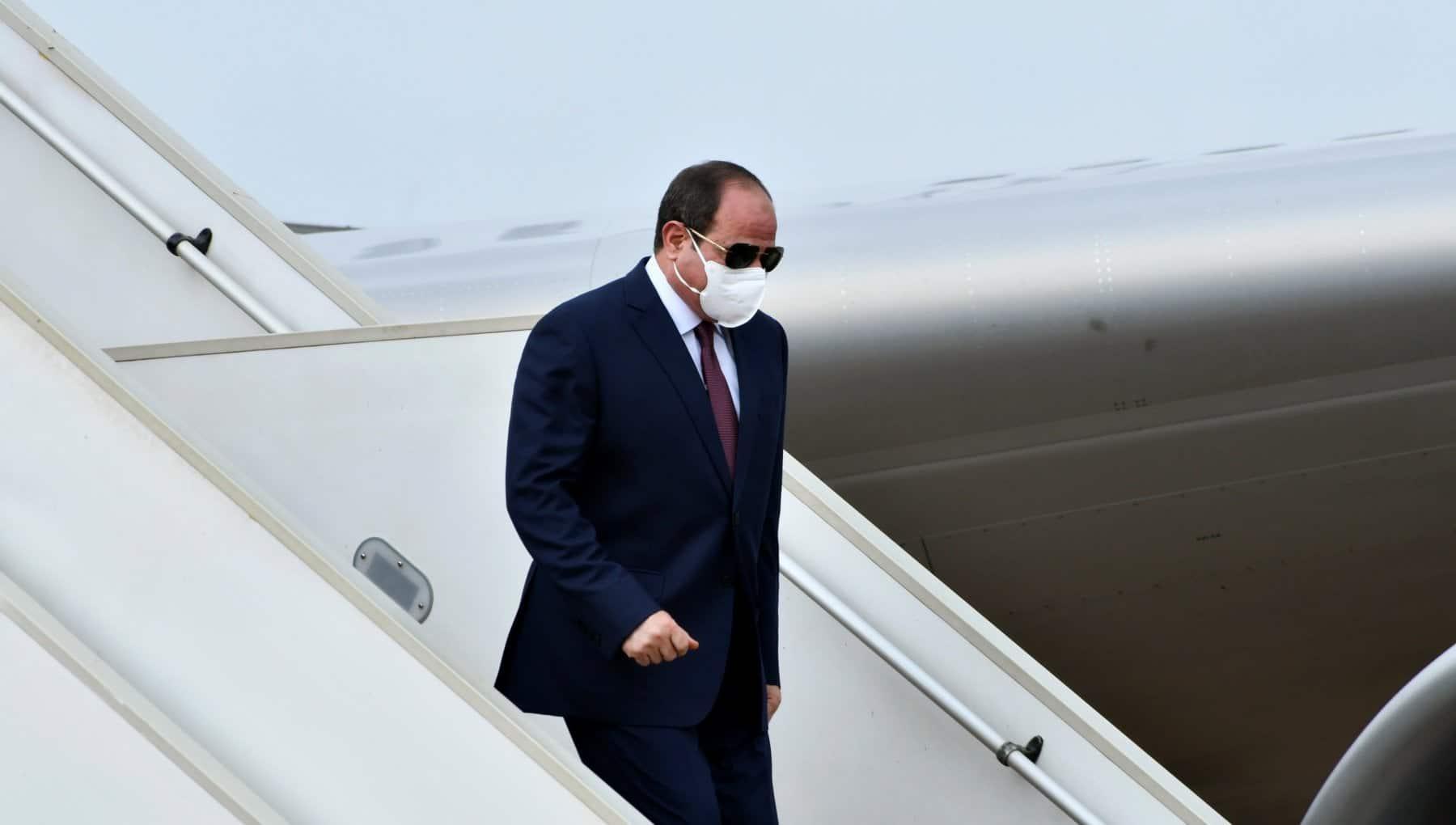 Diritti umani Libia gas e Islam tutti i nodi della visita di Al Sisi in Francia