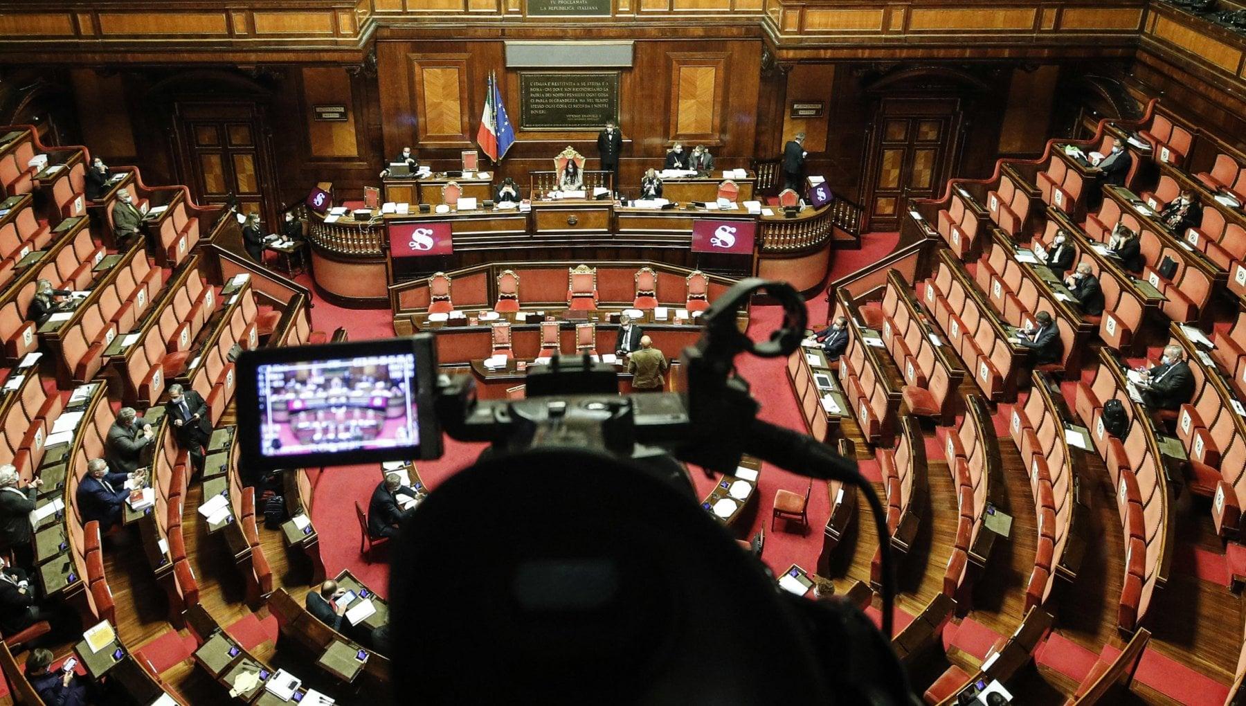 Dl ristori Senato ok a fiducia testo va alla Camera