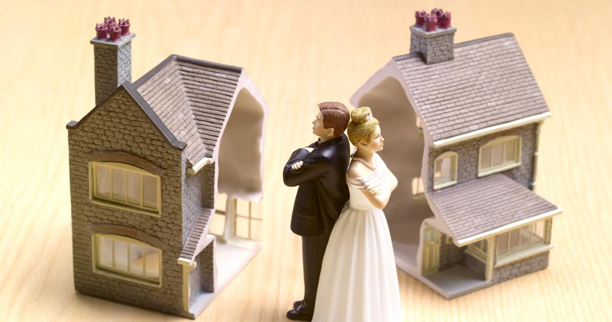 Due cuori e una capanna Abbandono della casa coniugale ecco i rischi