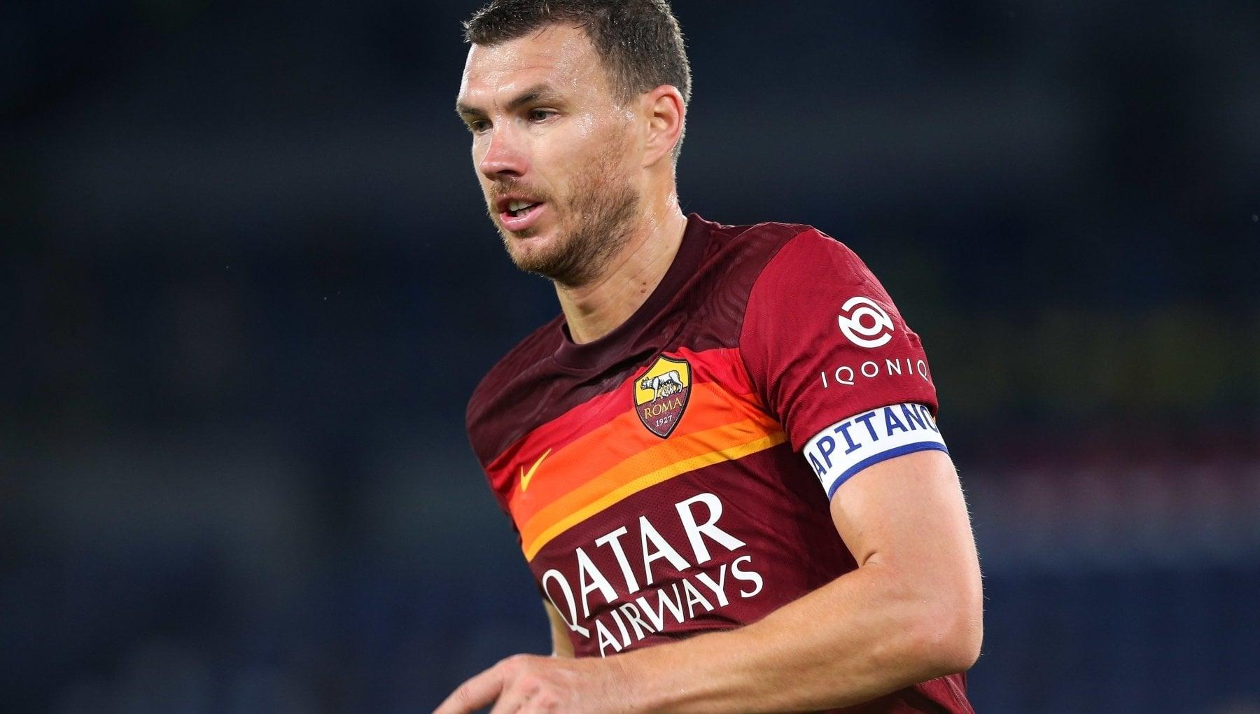 Dzeko raggiunge Amadei con 111 reti e il terzo marcatore giallorosso di sempre Totti e il primo e irraggiungibile