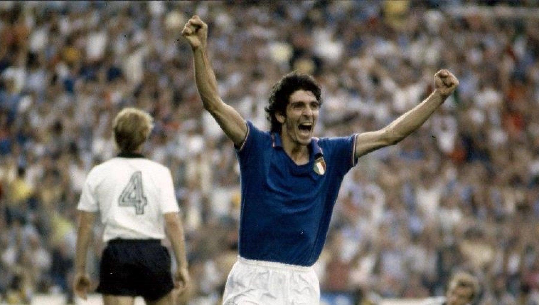 E morto Paolo Rossi leroe del Mundial 82