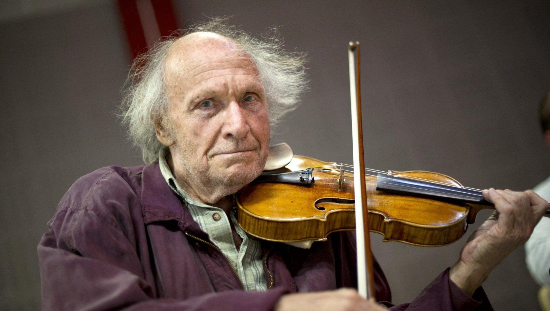 E morto il violinista israeliano Ivry Gitlis