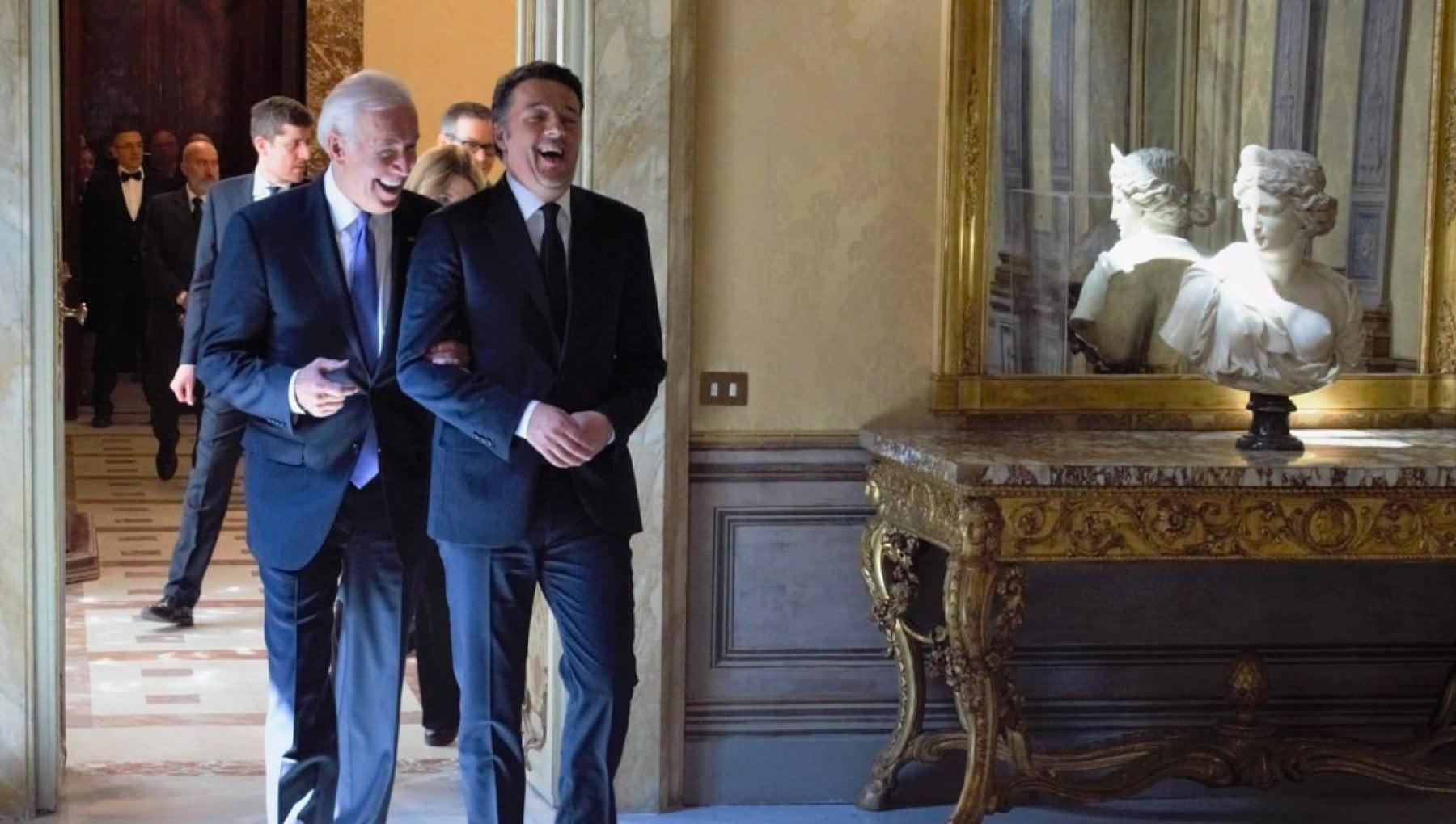 Ecco perche Renzi alza il tiro tra ministre Iv pronte a lasciare e occhi puntati sugli Usa di Biden