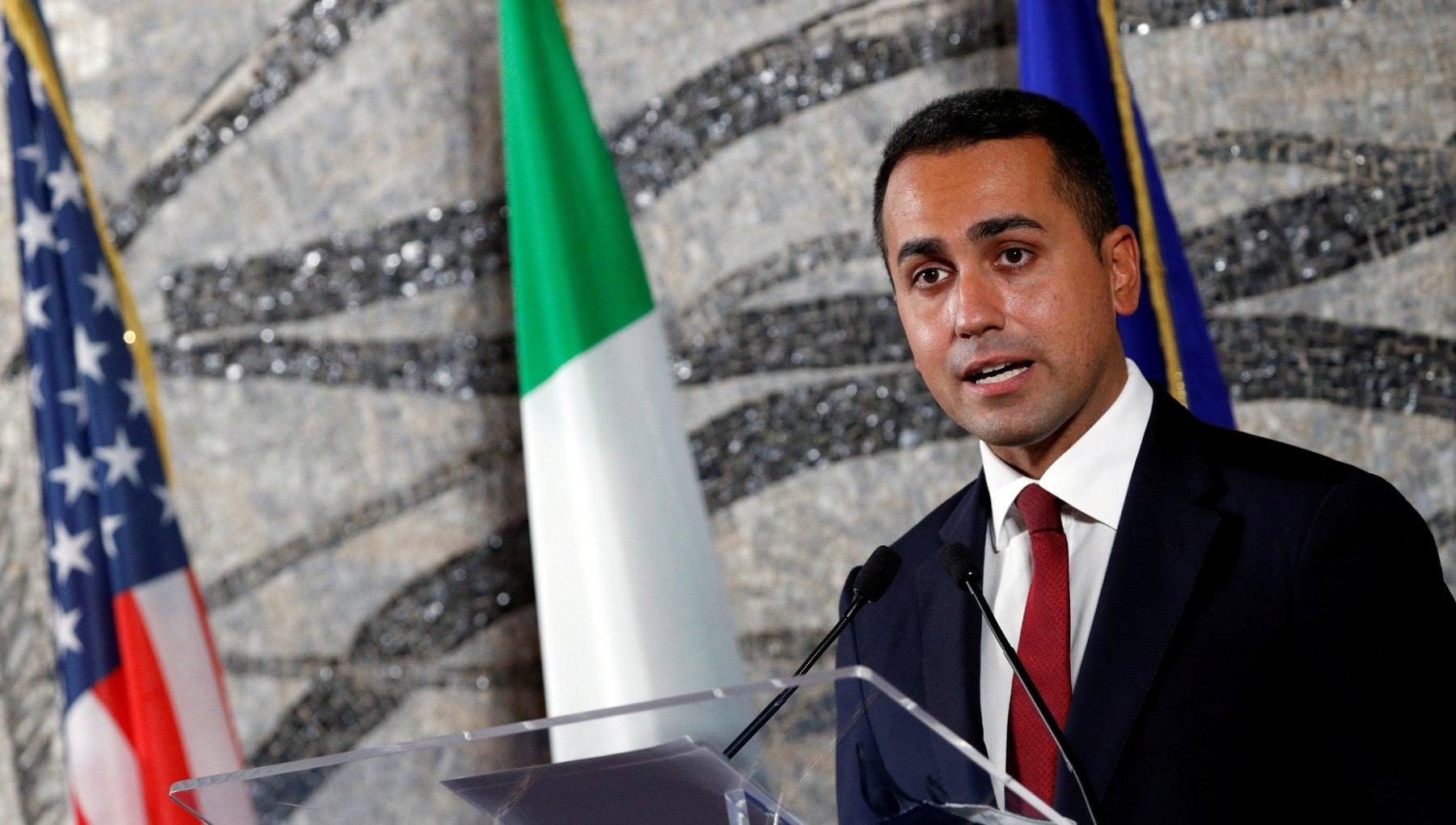 Egitto Di Maio Trattiamo il caso Zaki come se fosse italiano