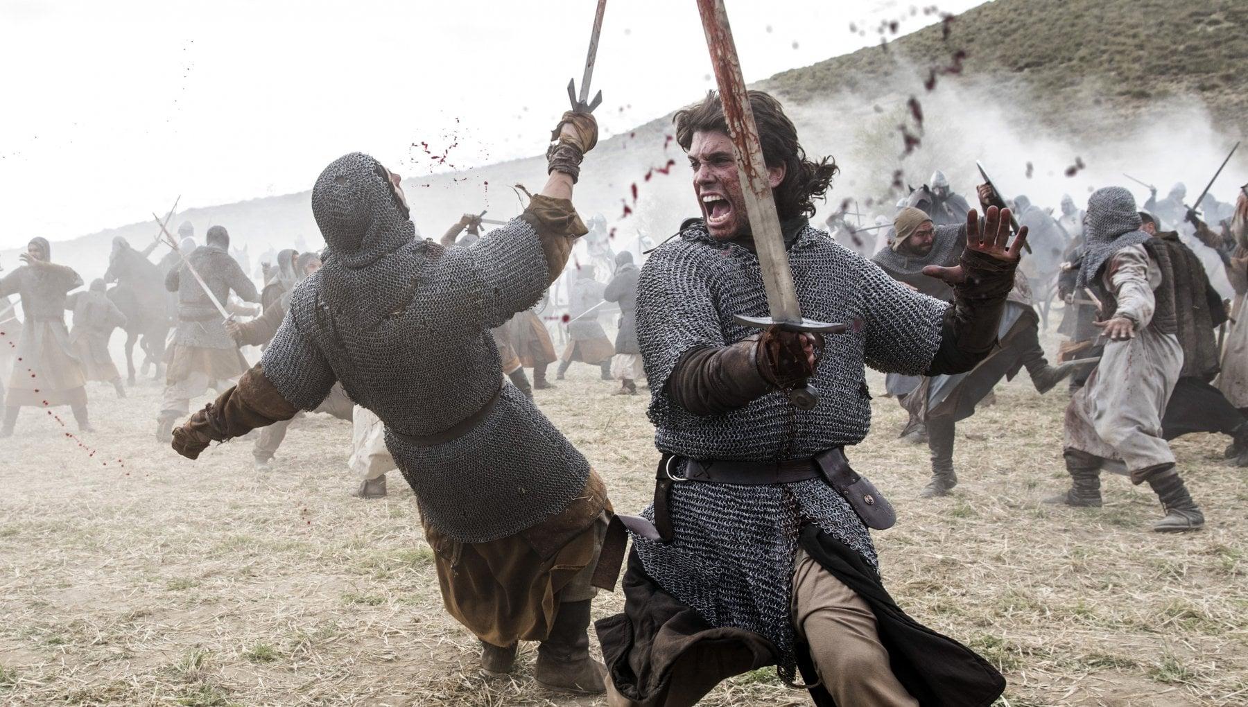 El Cid il supereroe spagnolo non regge il confronto col Trono di spade